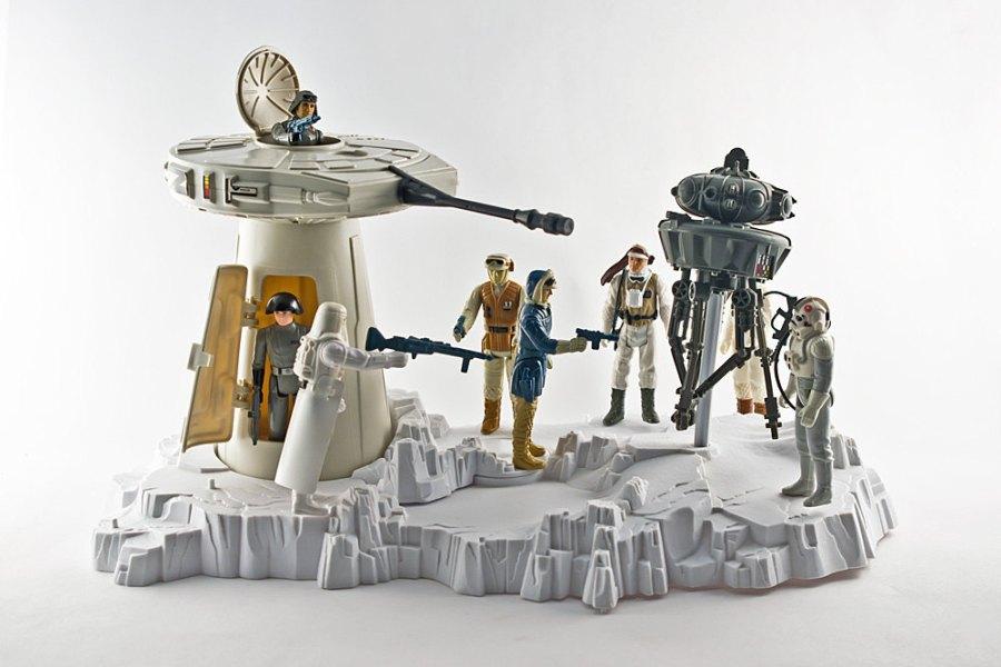 Palitoy Hoth Set